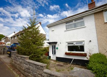 2 bed semi-detached house to rent in Tanydarren, Cilmaengwyn, Pontardawe, Swansea SA8