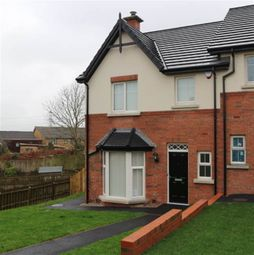 Thumbnail 3 bedroom semi-detached house to rent in 22, Bracken Hill Square, Belfast