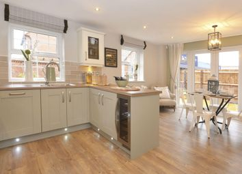 "Thumbnail 4 bedroom detached house for sale in ""Eden"" at Fen Street, Wavendon, Milton Keynes"