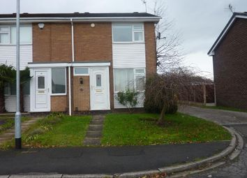 Thumbnail 2 bed town house to rent in Dereham Drive, Arnold, Nottingham