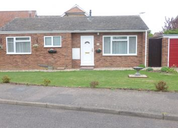 Thumbnail 2 bed bungalow for sale in Priors Court, Sutton, Ely