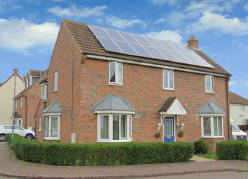 Thumbnail 4 bed detached house for sale in Monarchs Road, Sutterton, Boston