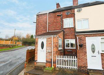 Thumbnail 3 bed terraced house for sale in Washdyke Lane, Hucknall, Nottingham