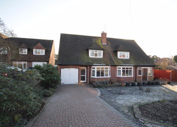 Thumbnail 3 bed semi-detached house for sale in St. Marks Road, Maidenhead