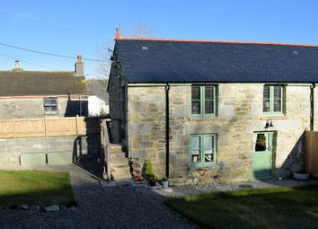 Thumbnail 2 bed barn conversion for sale in Forth Vean, Godolphin Cross, Helston