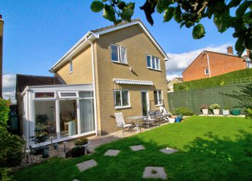 Thumbnail 3 bed detached house for sale in Chudleigh, Freshbrook, Swindon