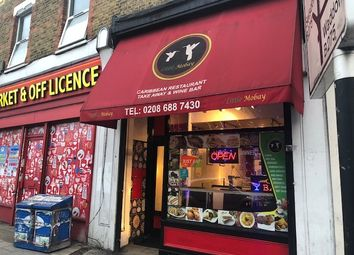 Thumbnail Restaurant/cafe for sale in South End, Croydon
