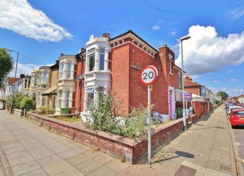 Thumbnail 3 bed terraced house for sale in Stubbington Avenue, Portsmouth