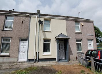 Thumbnail 2 bedroom terraced house for sale in Grenfell Town, Swansea