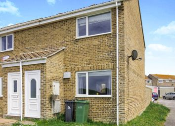 Thumbnail 2 bedroom end terrace house for sale in Cheyne Close, Portland