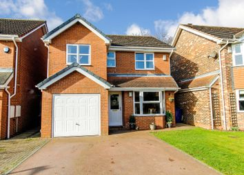 Carlton Fields, Carlton, Goole DN14. 4 bed detached house for sale