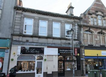 Thumbnail 1 bed flat for sale in Mill Street, Alloa, Clackmannanshire