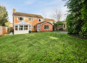 Thumbnail 4 bed detached house to rent in Grayshott Laurels, Lindford, Bordon