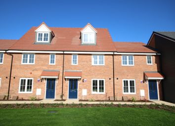 Thumbnail 3 bed town house to rent in Arthur Ransome Way, Walton On The Naze