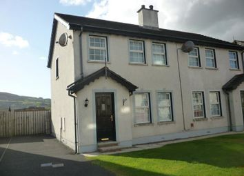 Thumbnail 3 bed semi-detached house to rent in Braden Glen, Newtownabbey