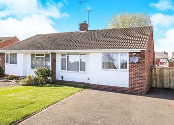 Thumbnail 2 bed semi-detached bungalow for sale in Beechcote Avenue, Wolverley, Kidderminster