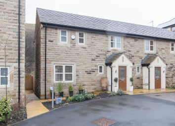 Thumbnail 3 bed semi-detached house for sale in Knoll Close, Saddleworth, Oldam, Greater Manchester