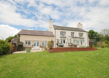 Thumbnail 7 bed farmhouse for sale in Llanfynydd, Carmarthenshire