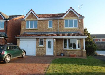 Thumbnail 4 bed detached house for sale in Meadowbank, Dudley, Cramlington
