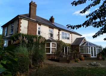 Thumbnail 5 bed detached house for sale in Wimblington Road, March