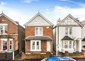 Oakdale Road, Weybridge KT13. 3 bed detached house for sale