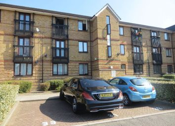 Thumbnail 1 bed flat to rent in Chopwell Close, London