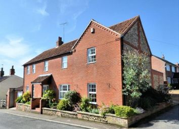 Thumbnail 4 bed detached house for sale in Bailey Street, Castle Acre, King's Lynn
