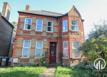 Thumbnail 3 bed flat for sale in Woolstone Road, Forest Hill, London