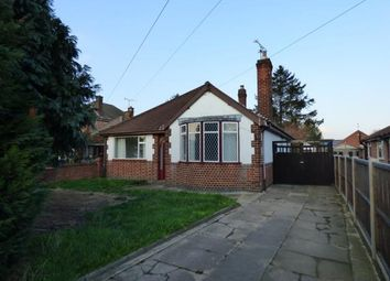 Thumbnail 3 bed bungalow for sale in Humberstone Lane, Leicester