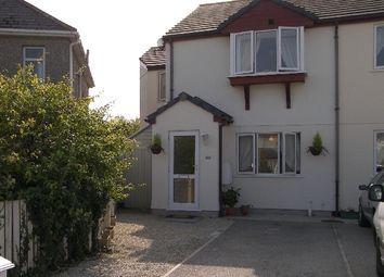 Thumbnail 4 bed semi-detached house to rent in Miners Court, St. Georges Hill, Perranporth