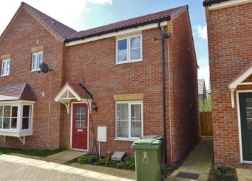 Thumbnail 2 bed semi-detached house to rent in Blacksmiths Avenue, Barleythorpe, Oakham