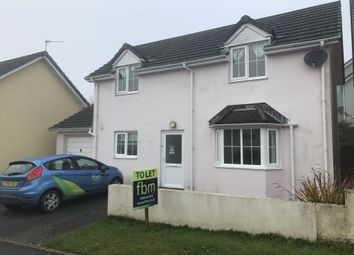 Thumbnail 3 bed detached house to rent in The Pound, Pembroke Dock, Pembrokeshire