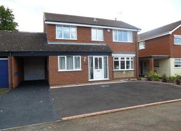 Thumbnail 4 bed property to rent in Firecrest Way, Kidderminster