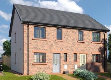Thumbnail 3 bed semi-detached house for sale in Plot 28 The Petterill, St. Cuthberts, Off King Street, Wigton