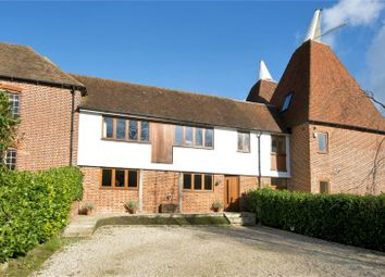 Thumbnail 5 bed barn conversion for sale in Lower Ensden Road, Old Wives Lees, Canterbury