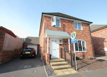 Thumbnail 4 bedroom detached house for sale in Golwg Y Coed, Barry