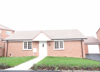Thumbnail 2 bed bungalow to rent in Linnet Drive, Rainworth, Mansfield