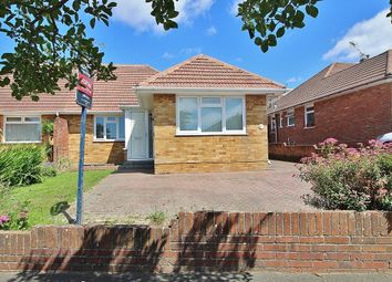 Thumbnail 3 bed semi-detached bungalow for sale in Morelands Road, Purbrook, Waterlooville
