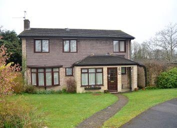 Thumbnail 4 bed detached house for sale in Fircroft Close, Tilehurst, Reading, Berkshire
