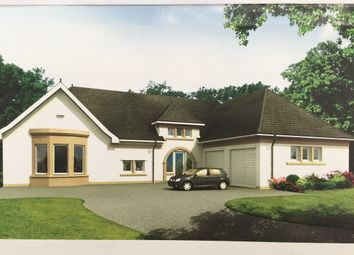 Thumbnail 4 bedroom detached house for sale in Kings Point, Shandon, Helensburgh