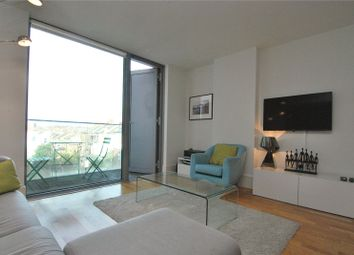 Thumbnail 1 bed property to rent in Northstand Apartments, Highbury Stadium Square, London