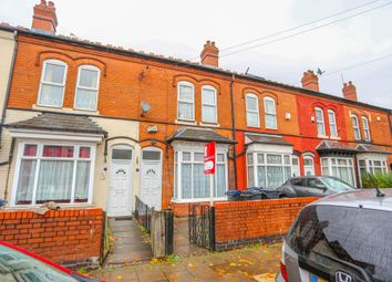Thumbnail 3 bed terraced house to rent in Antrobus Road, Birmingham