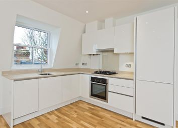 Thumbnail 2 bed flat for sale in Merton Hall Road, London