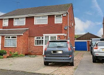 Thumbnail 3 bed semi-detached house for sale in Ingleby Close, Hull