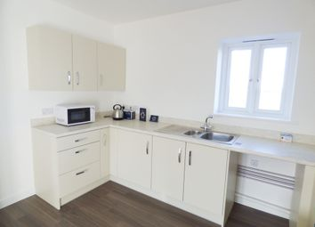 Thumbnail 1 bed flat to rent in Warwick Crescent, Laindon, Basildon