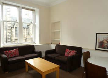 Thumbnail 3 bed flat to rent in West Nicolson Street, Edinburgh
