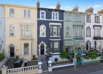 Thumbnail 6 bed terraced house for sale in Teignmouth, Devon