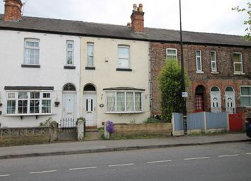 Thumbnail 2 bed terraced house to rent in Moorside Road, Flixton