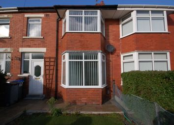 Thumbnail 3 bed terraced house to rent in Ivy Avenue, Blackpool