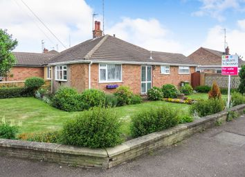 Thumbnail 2 bedroom semi-detached bungalow for sale in Lubbesthorpe Road, Braunstone Town, Leicester